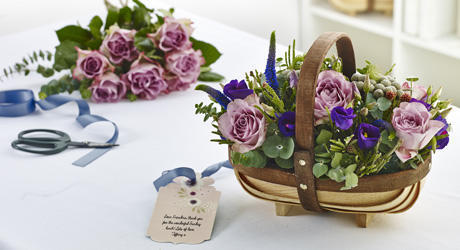 Flower Trugs